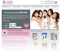 Join FILdate and get a 100% free membership to the hottest free Filipina, Filipino and foreigner dating site! Don't be fooled by other immitation sites filled with fake profiles.